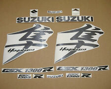 Hayabusa GSXR 1340 K8 K9 carbon fiber decals stickers graphics kit set adhesives