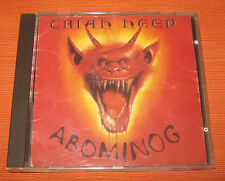 "Uriah Heep CD "" ABOMINOG "" Castle"
