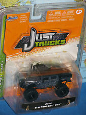 JADA JUST TRUCKS 2006 HUMMER H1 #004 DIE-CAST METAL ***BRAND NEW & RARE***