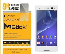 mStick Guardian Plus Series  Premium HD Tempered Glass For Sony Xperia C3