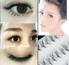 Beauty Women 60 X Individual False Eyelash Cluster Eye Lashes Extension Tray New