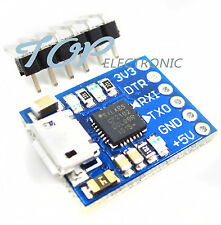 CP2102 MICRO USB to UART TTL Module 6Pin Serial Converter STC Replace FT232 NEW