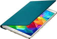 Genuine Samsung FLIP CASE Galaxy TAB S 8.4 SM T705 original tablet screen cover