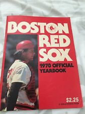Boston Red Sox 1978 Official Yearbook