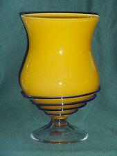 """Schöne Designer-Vase aus der Serie """"Luciano"""" von Joska Crystal"""