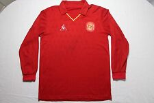 España 1988-1991 Match Worn Home Camisa número 2