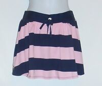 American Living Girls Skirt With Attached Shorts Pink & Navy XL/16 NWT