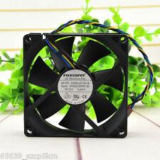 FOXCONN PV902512PSPF 92x25mm DC 12V 4Pin PWM CPU Cooling Fan 435452-001 For HP