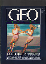 Geo Special - Kalifornien   Nr 7   1998