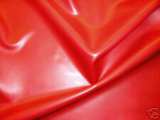 Latex Rubber .33mm Thick, 92cm Wide, Red