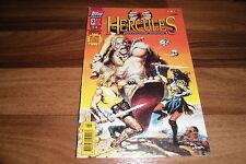 HERCULES  # 3 -- mit XENA und 4 Postern // 1. Auflage 1997