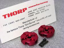 Vintage THORP Dirt Burners Blackfoot Monster Beetle Mud Blaster Frog #4512 Hubs