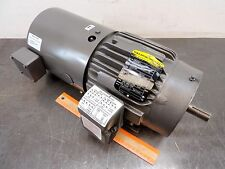 BALDOR IDM3581T AC INVERTER DRIVE ELECTRIC MOTOR 1 HP 1765 RPM 230/460 VOLT