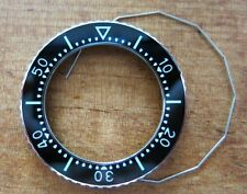 Bezel for OMEGA Seamaster Pro 600m PLOPROF Ref.166.077 Wristwatch NEW