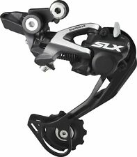 NEW Shimano SLX RD-M675-GS 10-speed Mid Cage Shadow Plus CLUTCH Rear Derailleur