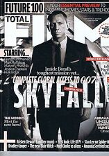 JAMES BOND SKYFALL / MARK RUFFALO Total Film 195 Summer 2012