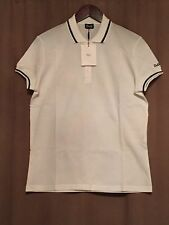 BRAND NEW D&G Men's White Polo T-Shirt Size M