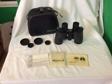 1958 Vintage Bushnell Binoculars  7x35mm Field 7/40 Fully Coated, Case, Papers