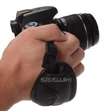 DSLR Camera PU Leather Grip Wrist Hand Strap For Canon Sony For Pentax Nikon