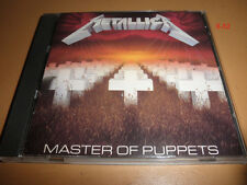 METALLICA cd MASTER OF PUPPETS damage inc BATTERY orion WELCOME HOME   9 60439-2