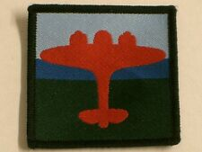21. Signal Regiment,Air Support, TRF, farbig, Patch