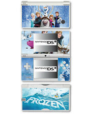 Disney Frozen Vinyl Skin Sticker for Nintendo DSi