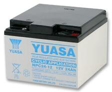 Batteries - Rechargeable - BATTERY 12V 24AH