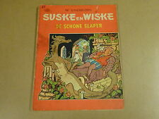 STRIP TWEEKLEURENREEKS / SUSKE EN WISKE N° 57 - DE SCHONE SLAPER