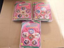 POGS SLAMMER WHAMMERS DREAM CAPS SCENTED LOT OF (8)  UNOPENED