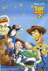 "DISNEY ""TOY STORY 2 - WOODY & BUZZ IN FRONT OF CAST"" POSTER FROM ASIA"