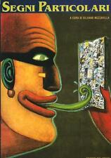 Segni Particolari - Catalogo Mostra 1991 - copertina di Lorenzo Mattotti