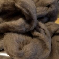 CRAZY Qiviut 100% Musk Ox combed top prime spinning fiber roving 28 gr luxury
