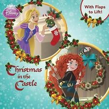 Pictureback with Flaps Ser.: Christmas in the Castle (Disney Princess) by RH...