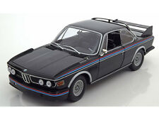 Minichamps 1973 BMW 3.0 CSL E9 COUPE BLACK 1:18*New-Super Sharp Looking Car!
