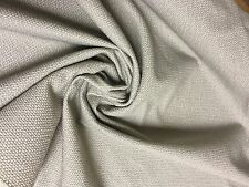 SUPER LUXURIOUS SILVER GREY CHENILLE FABRIC 2 METRES