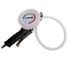 BGS Werkzeug Reifenfüller 0-10bar Reifenfüllgerät Druckluftpistole Reifenpistole