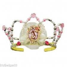 Disney Princess Belle Beaded Tiara/Crown BNWT Dress Up/Costume Play!! Cute