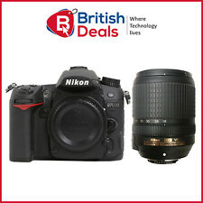 Nikon D7100 24.1MP DSLR Camera + 18-140mm VR Lens + 3 Year Warranty IN UK