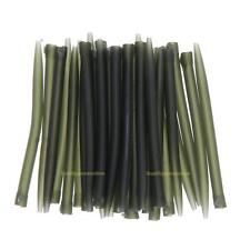 #QZO 30pcs 53mm Anti Tangle Sleeves Carp Fishing Tackle Accessories Outdoor