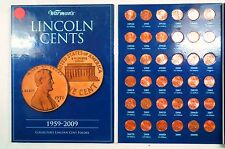 1959-2010  Complete U.S. LINCOLN PENNY COLLECTIONS, 108 Coins Total, P/D/S Mints
