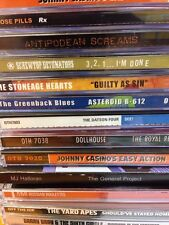 Off The Hip Cd Bundle 3CDs Free Postage Garage Powerpop