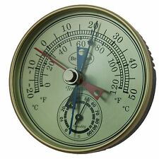 Brannan Dial Max Min Thermometer and Humidity Meter Barometer