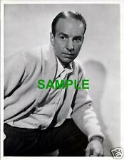 ORIGINAL 1940'S 20TH CENTURY FOX PROMOTION PHOTO OF ACTOR LLOYD NOLAN