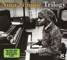 NINA SIMONE - TRILOGY 3 CD NEU