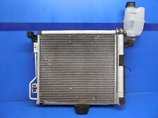 Smart Car Fortwo OEM Behr Radiator + AC Condenser + Cooling Fan + Coolant Tank