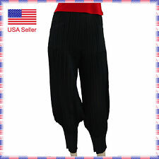8032 Womens Stretchy Ballroom Latin Country Party Comfortable Warmup Dance Pants