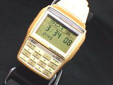 Vintage Casio Data Bank DBC-32 Wristwatch *Excellent* From japan #237