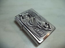 ZIPPO ACCENDINO LIGHTER SERIE DEATH MODELLO 5 NEW