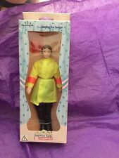 Horsman Doll House Family Frank The Firefighter NEW SEALED