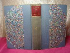 LA GRANDE IZA Alexis Bouvier 1882 ex-libris